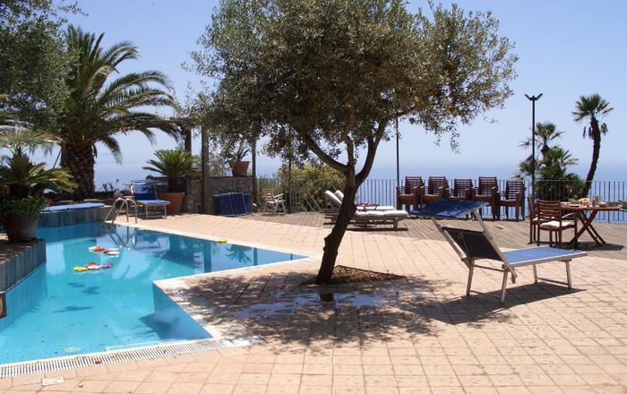Villa Mera, Furore, Amalfi Coast