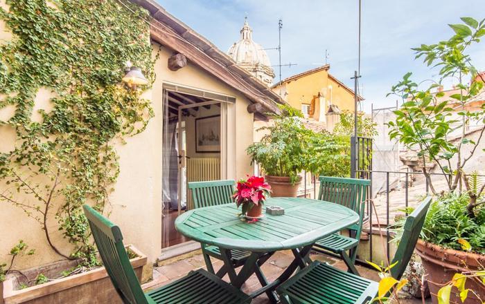 Biscia Apartment, Rome