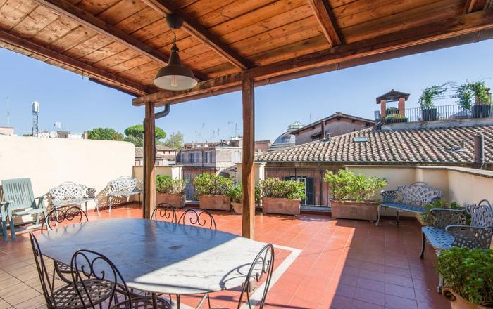 Casa Beni, Rome