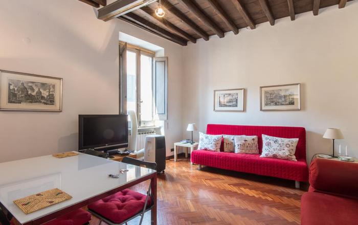 Navona Apartment, Rome