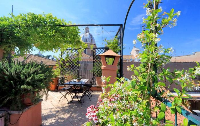 Tiberis Apartment, Rome