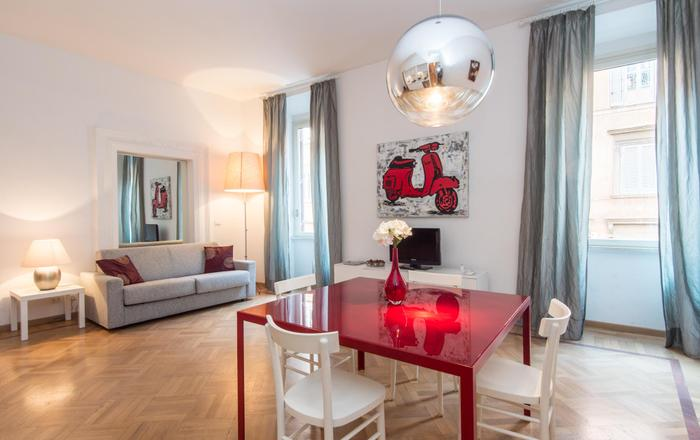 Barberini Apartment, Rome Centre