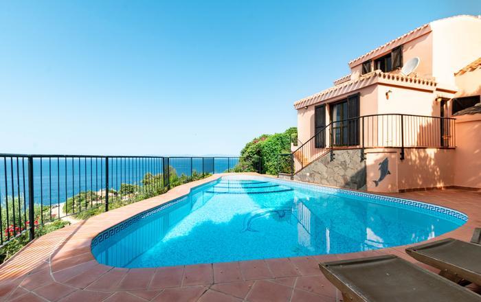 Villa Rosalia, Cagliari Area