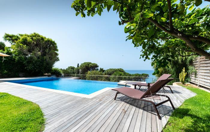 Villa Stralizia, Cagliari Area