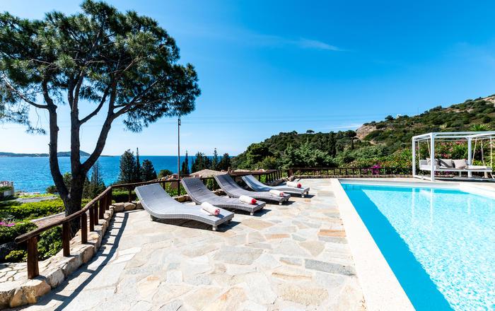 Villa Splendore, Cagliari Area
