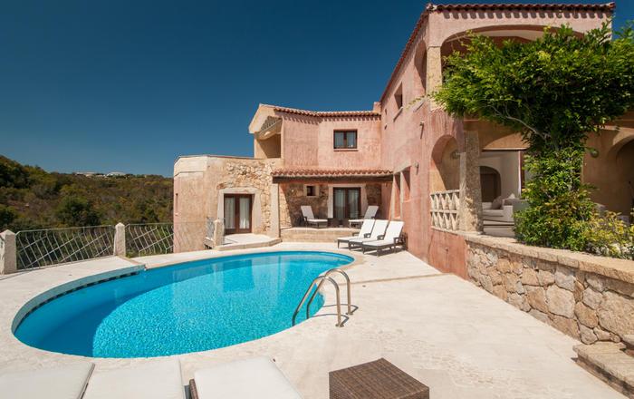 Villa Anzelu 7, Olbia Area, Sardinia