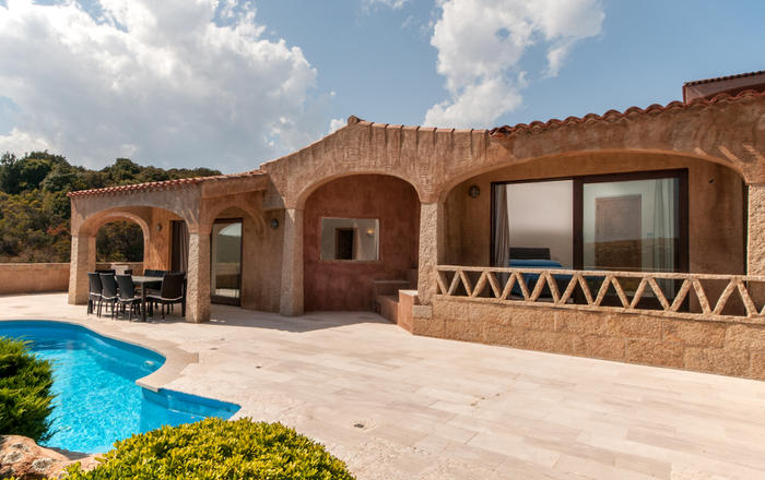 Villa Anzelu 3, Olbia Area, Sardinia