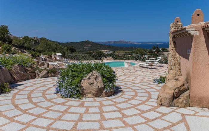 Villa Ria, Porto Cervo Area, Sardinia