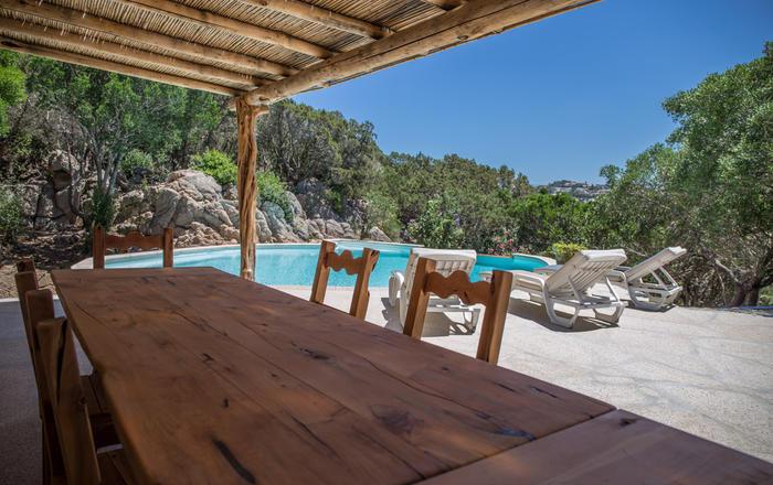 Villa Tramonto, Porto Cervo, Sardinia