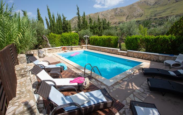 Villa Colletta + Annex, Castellammare Del Golfo