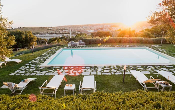Villa Begonia - 4 Guests, Scicli