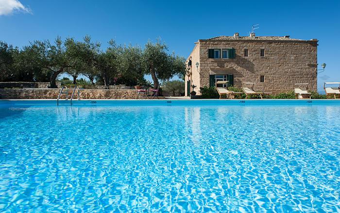 Villa Granello - 6 Guests, Paceco