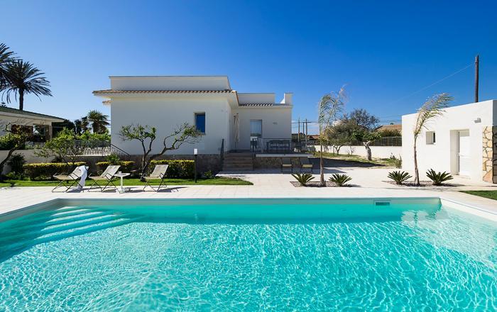 Villa Erice, Marsala Area, Sicily