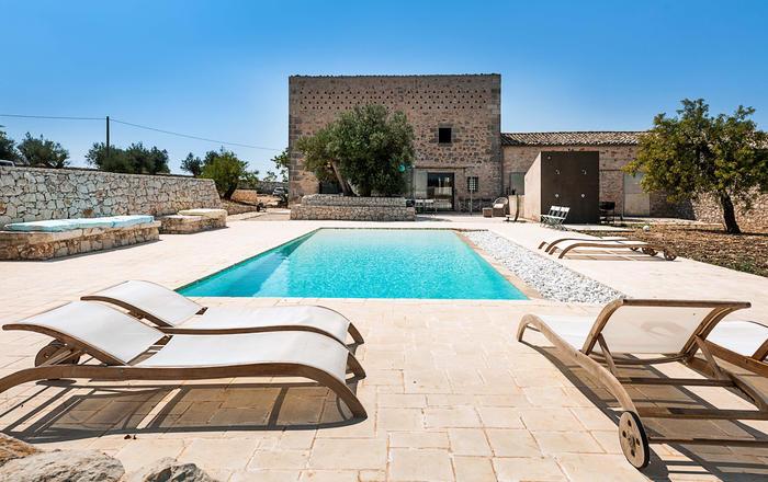 Villa Muorica - 7 Guests, Ragusa Area, Sicily