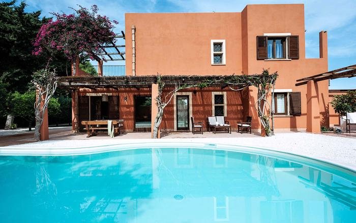 Villa Aurelia - 8 Guests, Marsala
