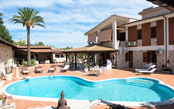Villa Agora, Castellammare Del Golfo