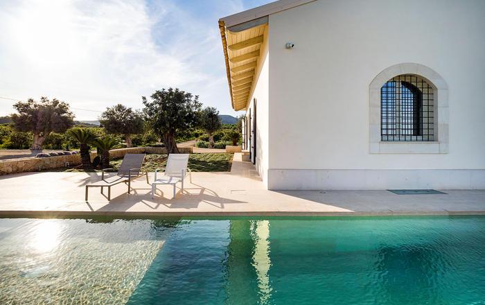 Villa Raula, Avola