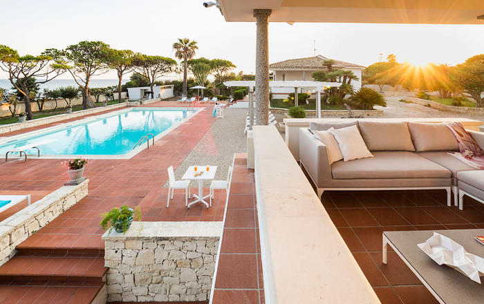 Villa Donna - 10 Guests, Modica Area, Sicily