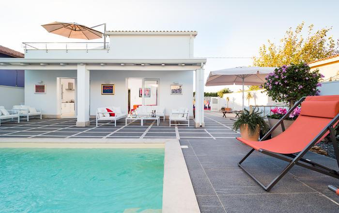 Villa Dei Colori - 4 Guests, Modica Area, Sicily
