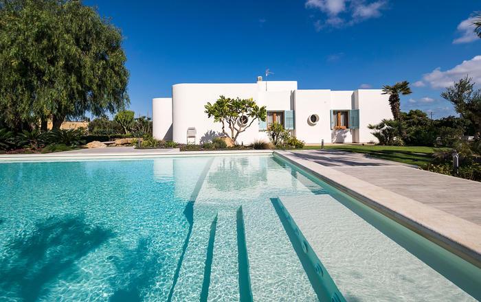 Villa Nubia - 10 Guests, Trapani Area, Sicily