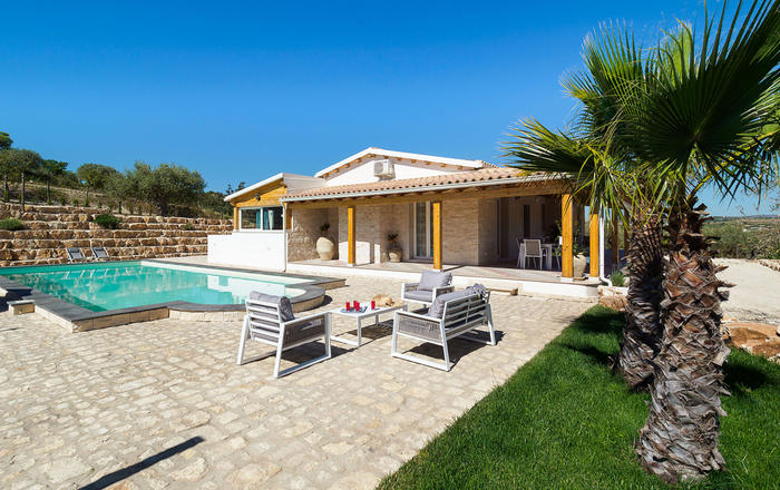 Villa Lupo, Noto Area, Sicily