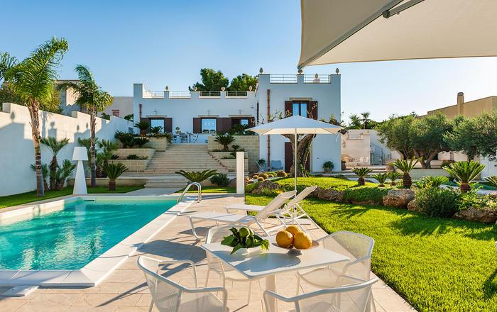 Villa Del Fiore - 5 Guests, Trapani Area, Sicily