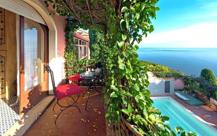 Villa Poesia - 6 Guests, Taormina, Sicily