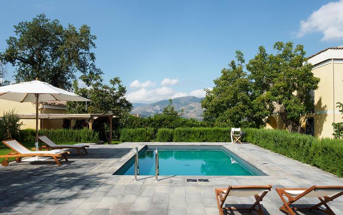Villa Ravenna - 6 Guests, Mount Etna, Sicily