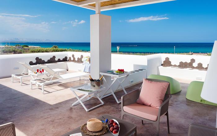 Marza Residence - Sabbia 6 Guests, Noto Area, Sicily