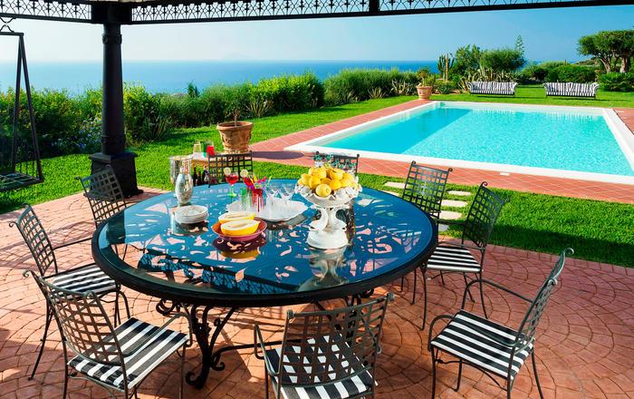 Villa Stellare - 6 Guests, Capo D
