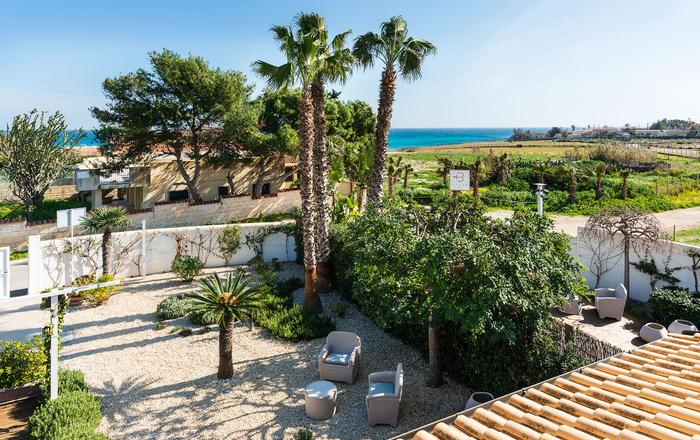 Corrado Residence - Verde, Marzamemi Area, Sicily