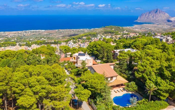 Villa Paparella, Trapani Area, Sicily