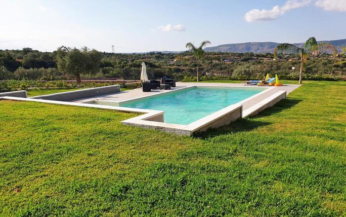 Villa Giulia, Syracuse Area, Sicily