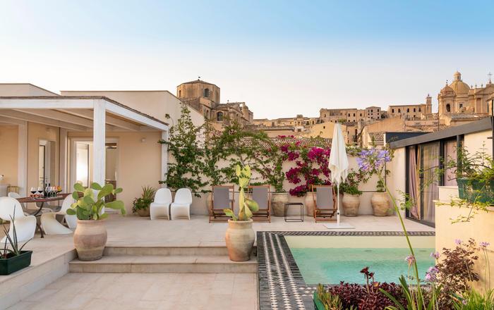 Casa Stefano, Noto Centre, Sicily