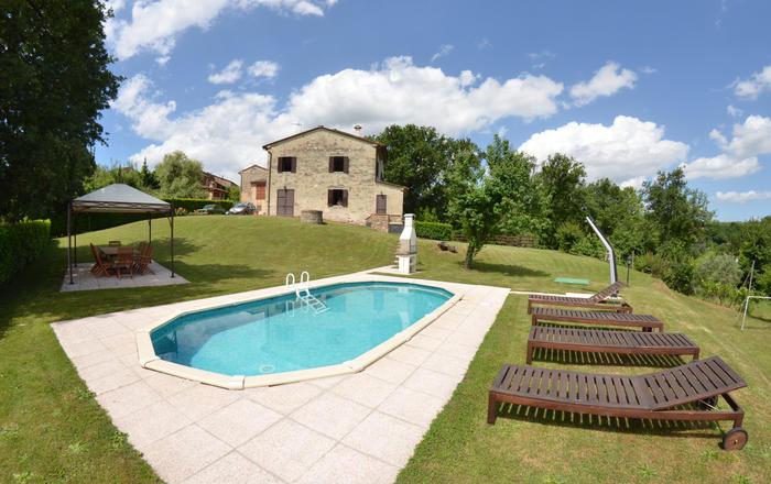 Villa Ale - 6 Guests, Lucca Area, Tuscany