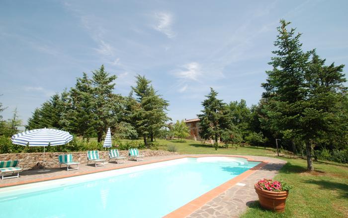 Villa Merse, Monticiano
