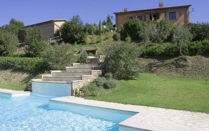 Villa La Cascata, San Casciano Dei Bagni Area, Tuscany