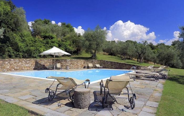 Villa Borromeo, Florence Area, Tuscany