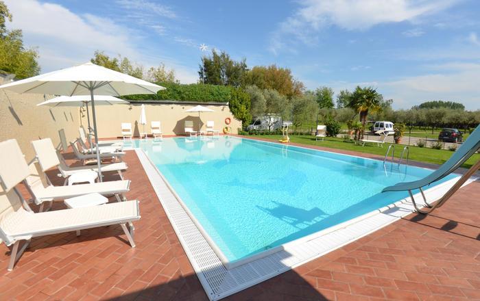 Villa Arianna, Lucca Area, Tuscany