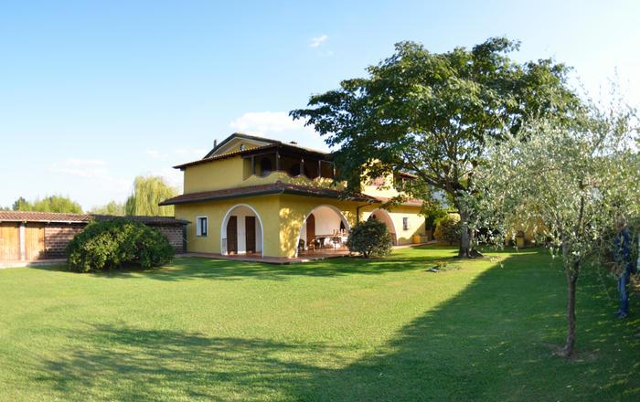 Villa Edda, Lucca Area, Tuscany