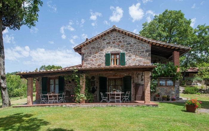 Villa Salvatore - 8 Guests, San Casciano Dei Bagni Area, Tuscany