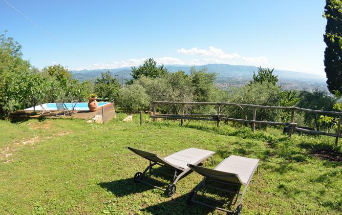 Villa Brianna - 7 Guests, Lucca