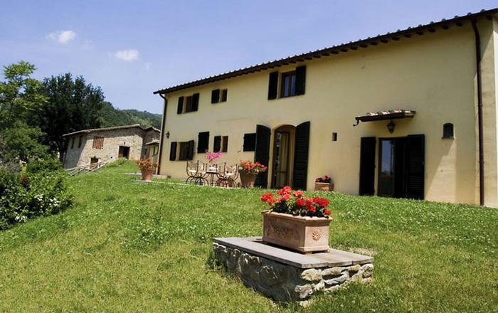 Villa Miranda + Cottage, Florence Area, Tuscany