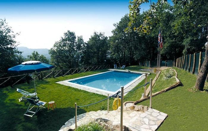 Villa Peonia, Lucca Area, Tuscany