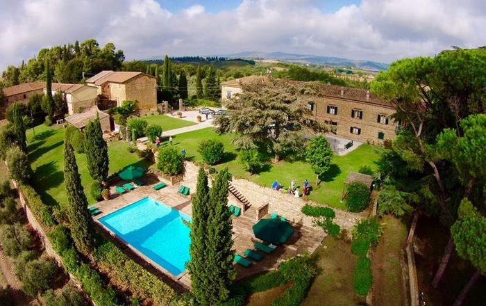 Villa Borghese - 12 Guests, Pisa Area, Tuscany