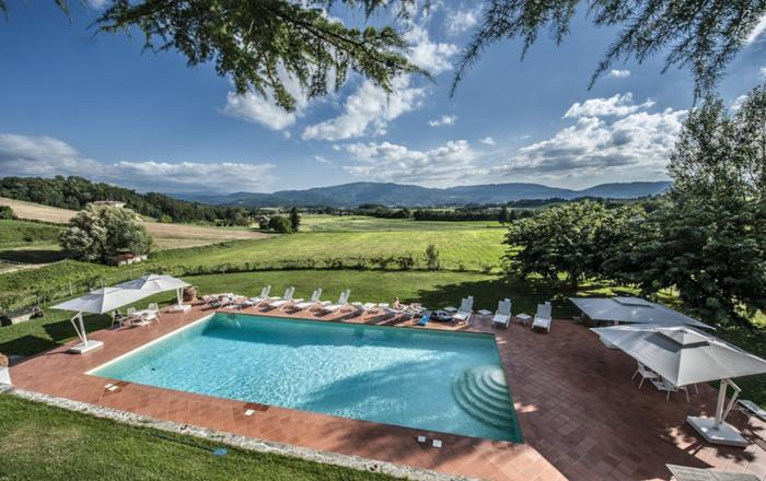 Villa Dei Medici - 32 Guests, Florence Area, Tuscany