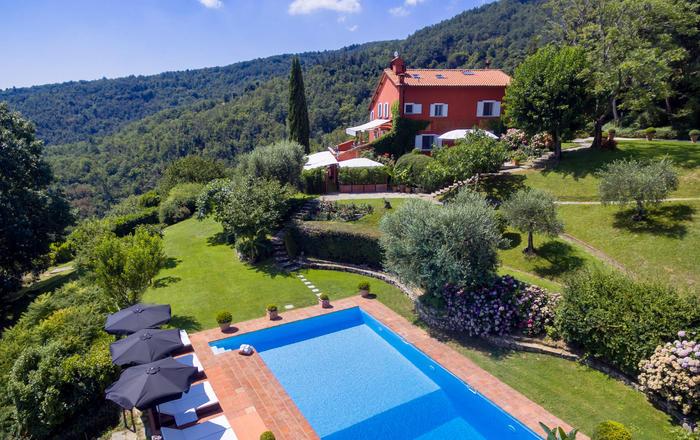 Villa Dell Imperatore, Florence Area, Tuscany