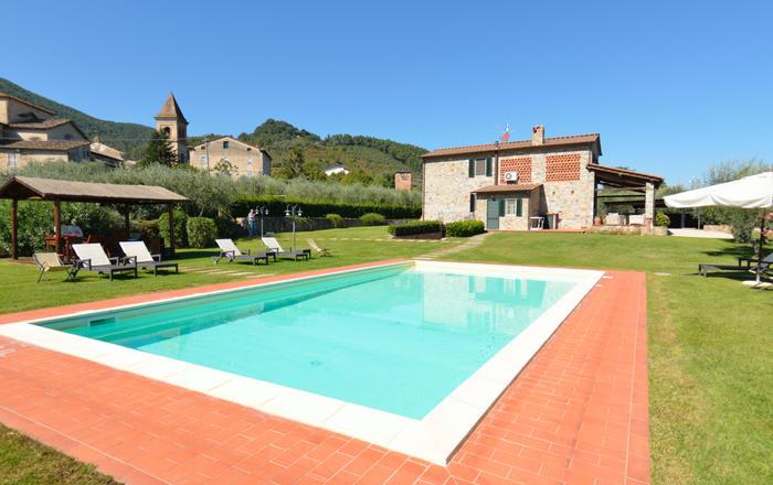 Villa Lampiocino, Capannori