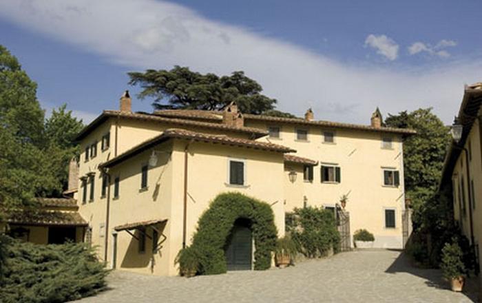 Villa Del Cacciatore, Vicchio