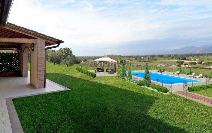 Villa Copernico, Crespina